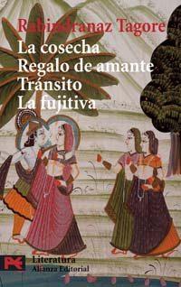 Libro LA COSECHA; EL REGALO DE AMANTE; TRANSITO; LA FUJITIVA
