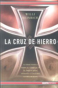 Libro LA CRUZ DE HIERRO
