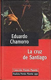 Libro LA CRUZ DE SANTIAGO