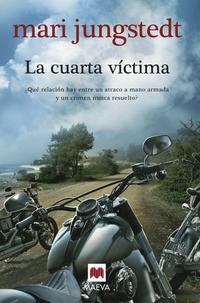 Libro LA CUARTA VICTIMA