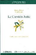 Libro LA CUESTION JUDIA