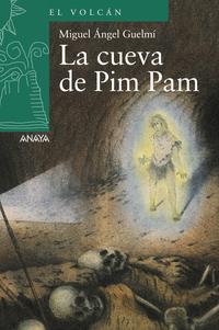 Libro LA CUEVA DE PIM PAM