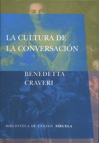 Libro LA CULTURA DE LA CONVERSACION