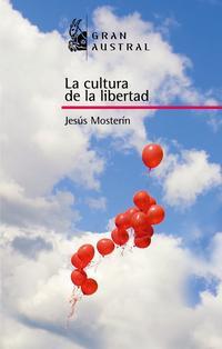 Libro LA CULTURA DE LA LIBERTAD
