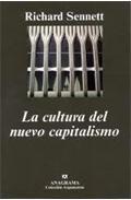 Libro LA CULTURA DEL NUEVO CAPITALISMO