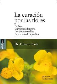 Libro LA CURACION POR LAS FLORES