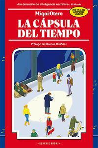 Libro LA CÁPSULA DEL TIEMPO