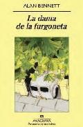 Libro LA DAMA DE LA FURGONETA