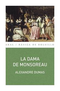 Libro LA DAMA DE MONSOREAU