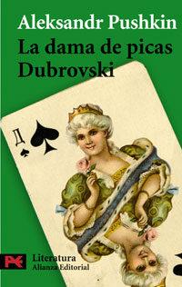 Libro LA DAMA DE PICAS; DUBROVSKI