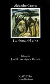 Libro LA DAMA DEL ALBA