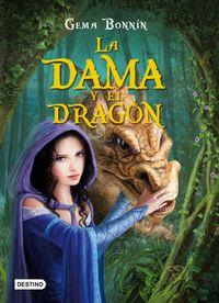 Libro LA DAMA Y EL DRAGON