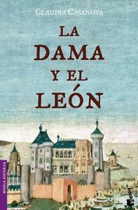 Libro LA DAMA Y EL LEON