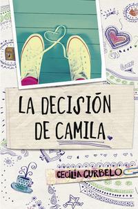 Libro LA DECISION DE CAMILA