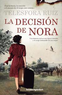 Libro LA DECISION DE NORA