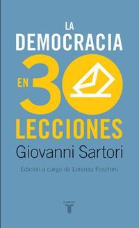 Libro LA DEMOCRACIA EN 30 LECCIONES