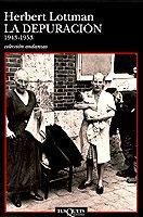 Libro LA DEPURACION: 1943-1953