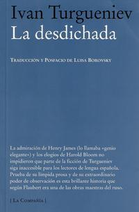 Libro LA DESDICHADA