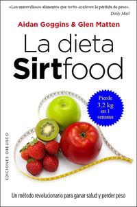 Libro LA DIETA SIRTFOOD
