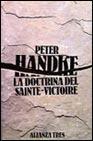 Libro LA DOCTRINA DEL SAINTE-VICTOIRE
