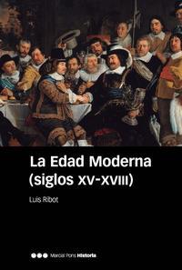 Libro LA EDAD MODERNA