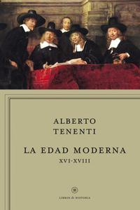 Libro LA EDAD MODERNA XVI-XVIII