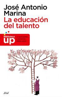 Libro LA EDUCACION DEL TALENTO