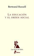 Libro LA EDUCACION Y EL ORDEN SOCIAL