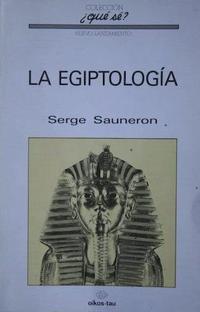 Libro LA EGIPTOLOGIA