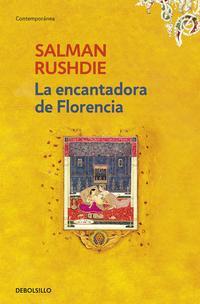 Libro LA ENCANTADORA DE FLORENCIA