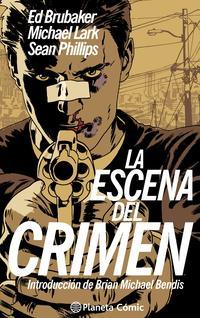Libro LA ESCENA DEL CRIMEN