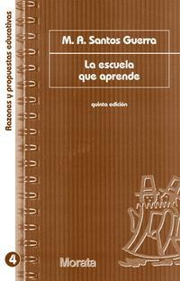 Libro LA ESCUELA QUE APRENDE