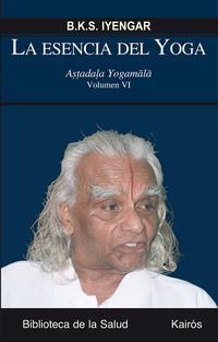 Libro LA ESENCIA DEL YOGA VI: ASTADALA YOGAMALA