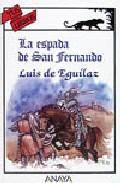 Libro LA ESPADA DE SAN FERNANDO