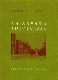 Libro LA ESPAÑA IMAGINARIA