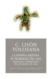 Libro LA ESPAÑA MENTAL