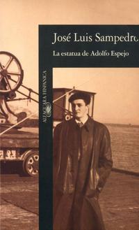 Libro LA ESTATUA DE ADOLFO ESPEJO