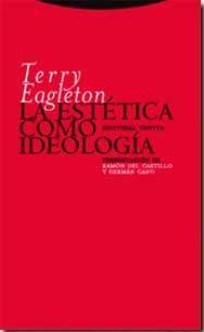 Libro LA ESTETICA COMO IDEOLOGIA