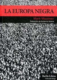 Libro LA EUROPA NEGRA