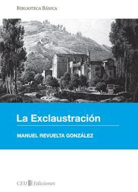 Libro LA EXCLAUSTRACION