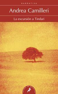 Libro LA EXCURSIÓN A TINDARI
