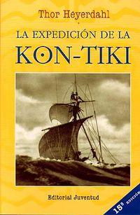"""Libro LA EXPEDICION DE LA """"KON-TIKI"""""""