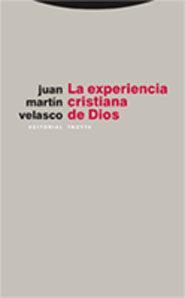 Libro LA EXPERIENCIA CRISTIANA DE DIOS