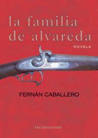 Libro LA FAMILIA DE ALVAREDA