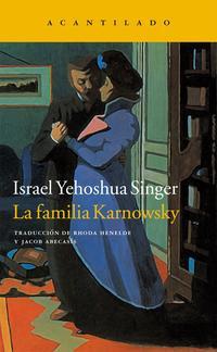 Libro LA FAMILIA KARNOWSKY