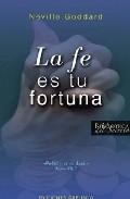 Libro LA FE ES TU FORTUNA