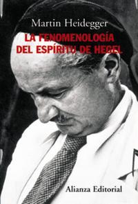 Libro LA FENOMENOLOGIA DEL ESPIRITU DE HEGEL