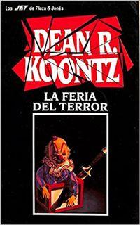 Libro LA FERIA DEL TERROR