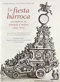 Libro LA FIESTA BARROCA: LOS REINOS DE NAPOLES Y SICILIA