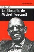 Libro LA FILOSOFIA DE MICHEL FOUCAULT